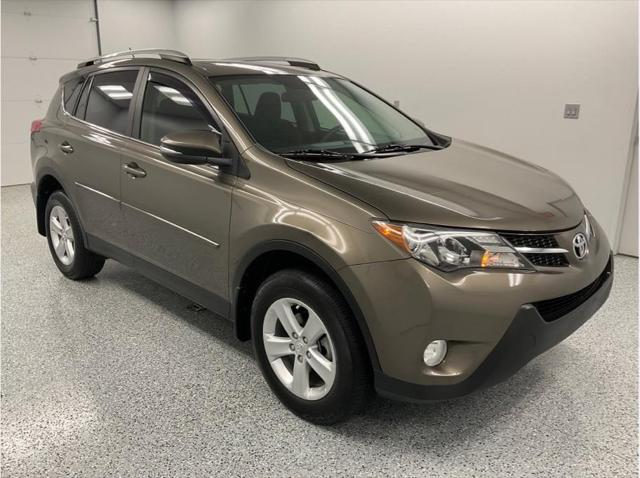 2014 Toyota RAV4 XLE for sale in Hickory, NC