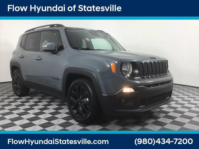 2018 Jeep Renegade Altitude for sale in STATESVILLE, NC