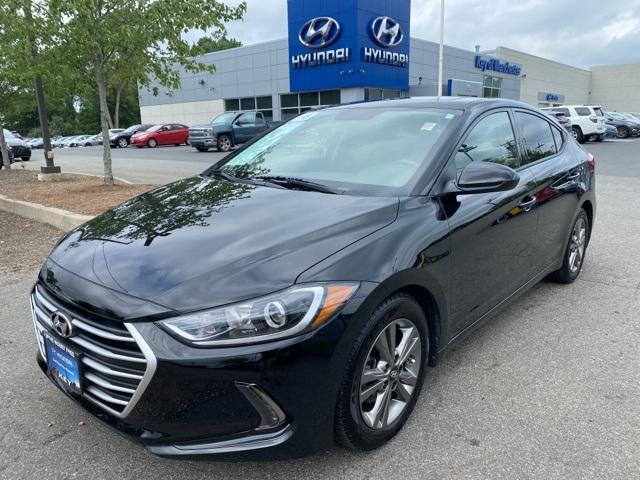 2018 Hyundai Elantra Value Edition for sale in VERNON, CT