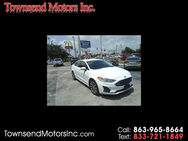 2019 Ford Fusion SE for sale in Boulevard, FL