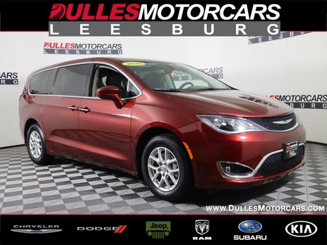 2020 Chrysler Pacifica Touring for sale in Leesburg, VA
