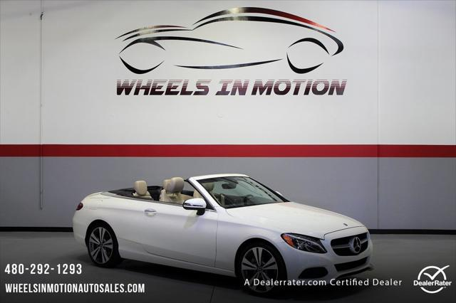 2018 Mercedes-Benz C-Class C 300 for sale in Tempe, AZ