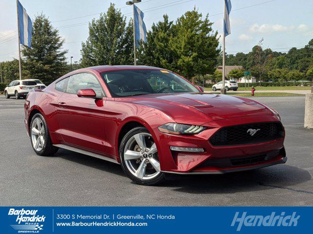 2019 Ford Mustang EcoBoost for sale in Greenville, NC