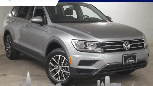 2021 Volkswagen Tiguan S for sale in Chicago, IL