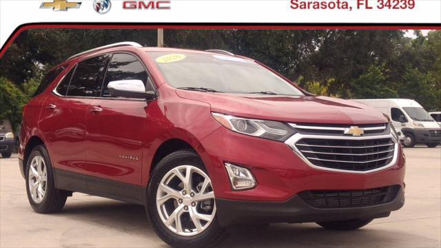 2020 Chevrolet Equinox Premier for sale in Sarasota, FL