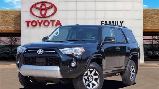 2021 Toyota 4Runner TRD Off Road Premium for sale in Burleson, TX