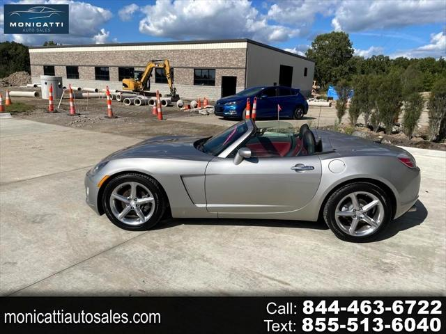 2007 Saturn Sky Red Line for sale in Chesterfield, MI