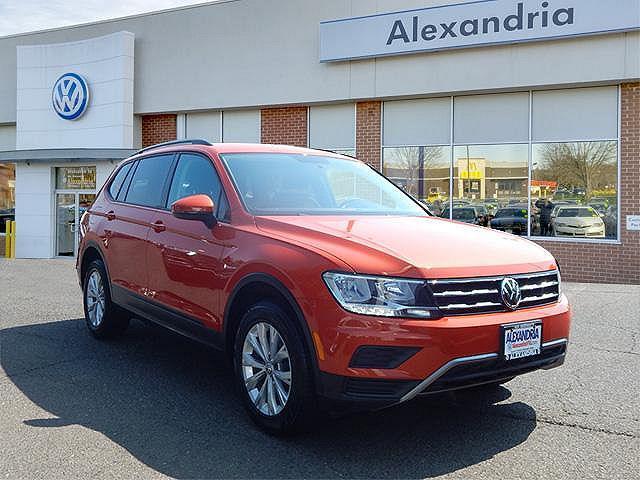 2018 Volkswagen Tiguan S for sale in Alexandria, VA