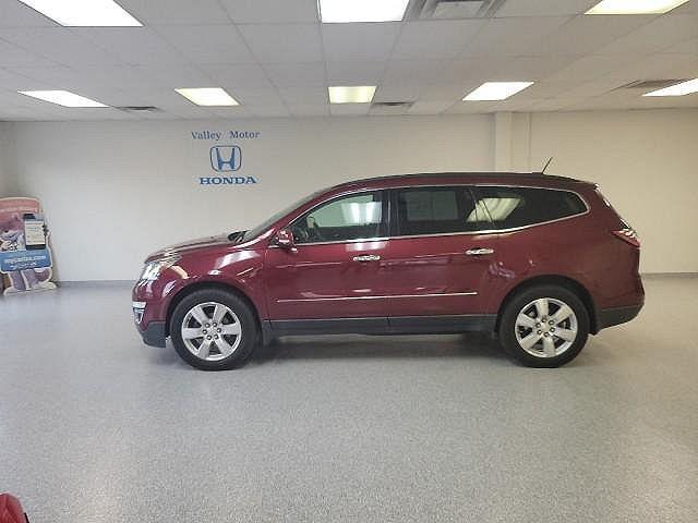 2016 Chevrolet Traverse LTZ for sale in Sheridan, WY