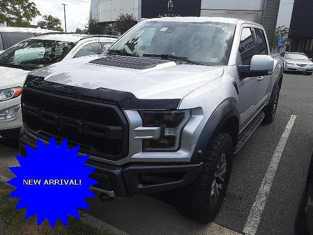 2018 Ford F-150 Raptor for sale in Chantilly, VA