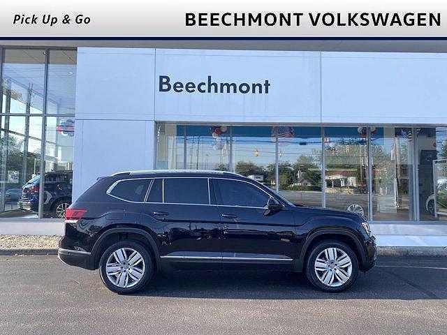 2019 Volkswagen Atlas 3.6L V6 SEL Premium for sale in Cincinnati, OH