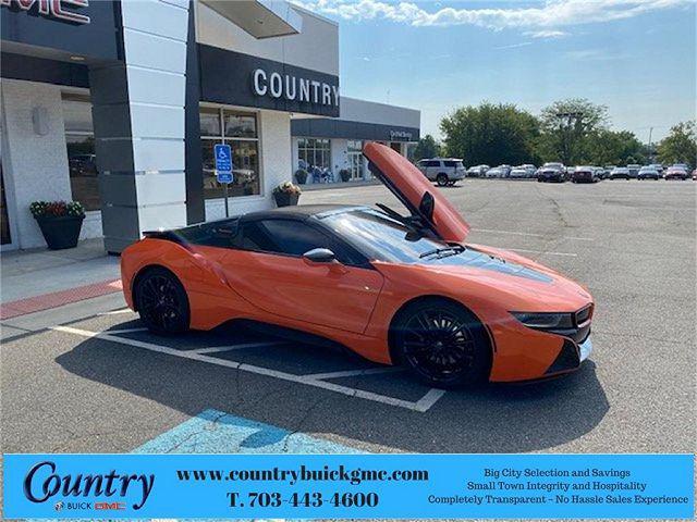 2019 BMW i8 Roadster for sale in Leesburg, VA