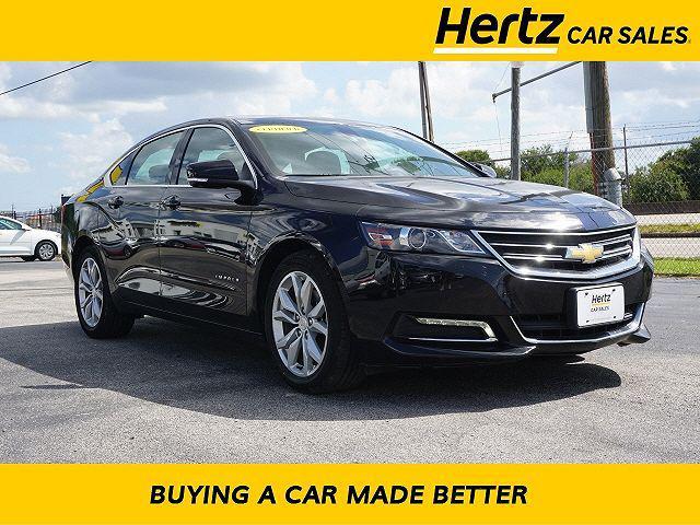 2019 Chevrolet Impala LT for sale in Houston, TX