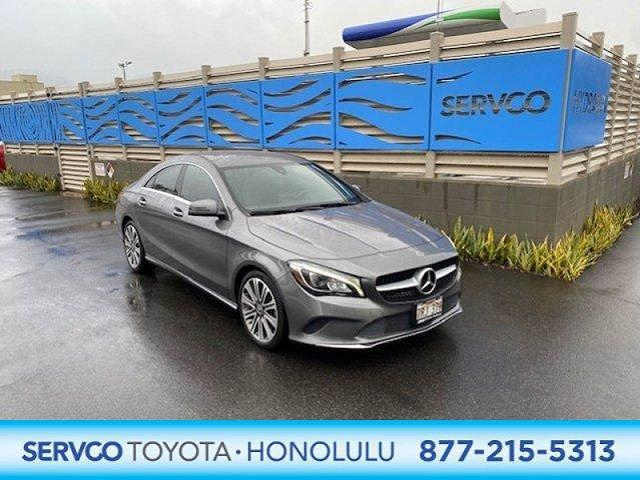2018 Mercedes-Benz CLA CLA 250 for sale in Honolulu, HI