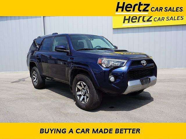 2019 Toyota 4Runner TRD Off Road for sale in Indianapolis, IN