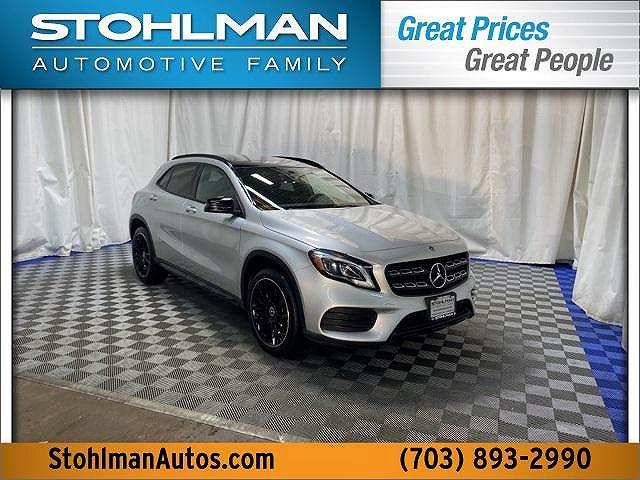 2018 Mercedes-Benz GLA GLA 250 for sale in Vienna, VA