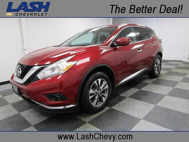 2017 Nissan Murano S for sale in Johnstown, OH