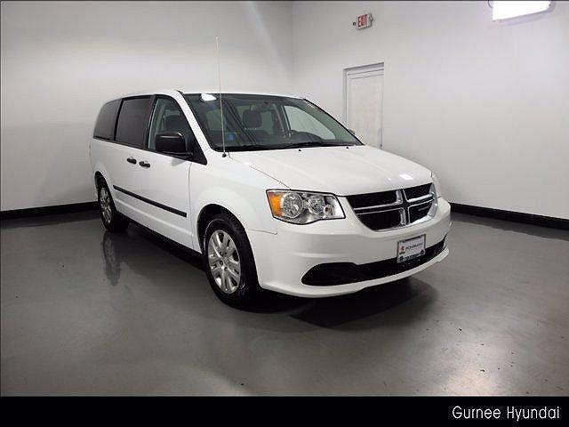2016 Dodge Grand Caravan American Value Pkg for sale in Gurnee, IL