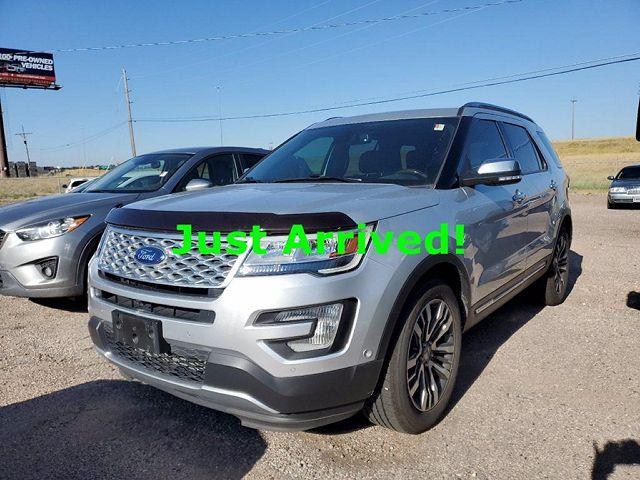 2017 Ford Explorer Platinum for sale in Cheyenne, WY