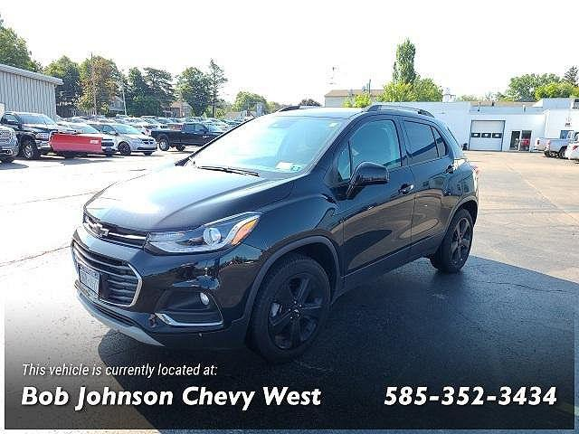 2019 Chevrolet Trax Premier for sale in Spencerport, NY