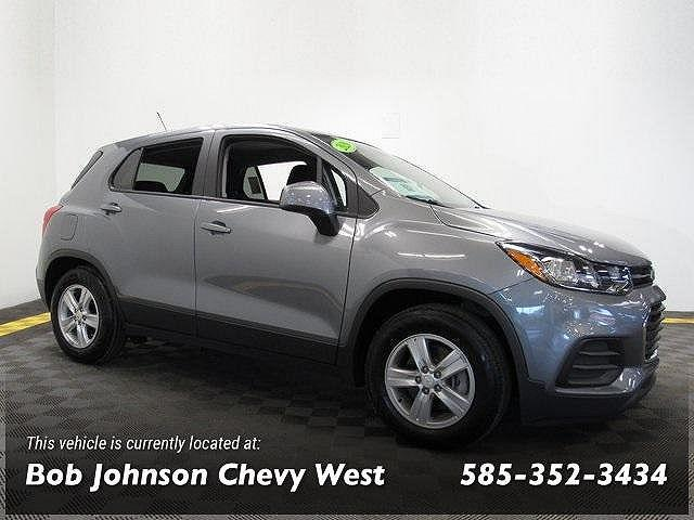 2020 Chevrolet Trax LS for sale in Spencerport, NY
