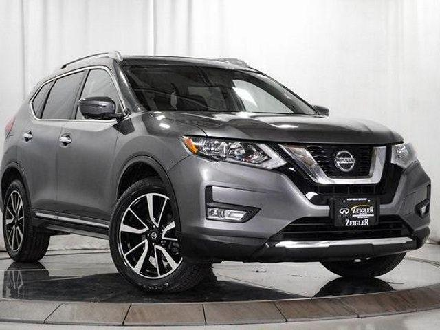 2019 Nissan Rogue SL for sale in Hoffman Estates, IL
