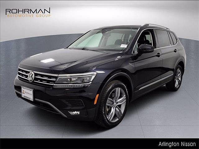 2019 Volkswagen Tiguan SEL Premium for sale in Arlington Heights, IL