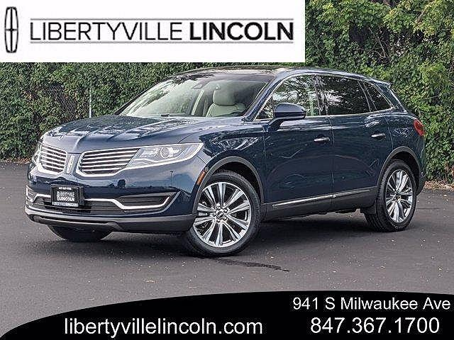 2018 Lincoln MKX Reserve for sale in Libertyville, IL