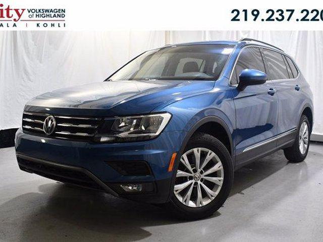 2018 Volkswagen Tiguan SE for sale in Highland, IN