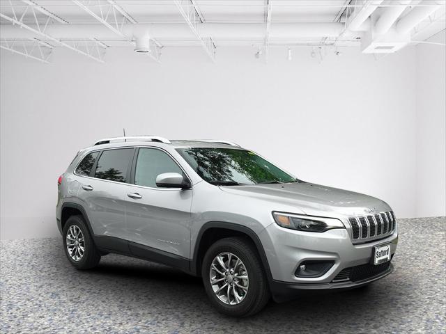 2020 Jeep Cherokee Latitude Plus for sale in Winchester, VA
