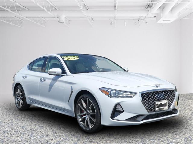 2020 Genesis G70 3.3T for sale in Springfield, VA