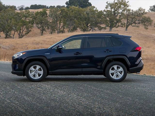 2021 Toyota RAV4 Hybrid LE for sale in Canton, MI