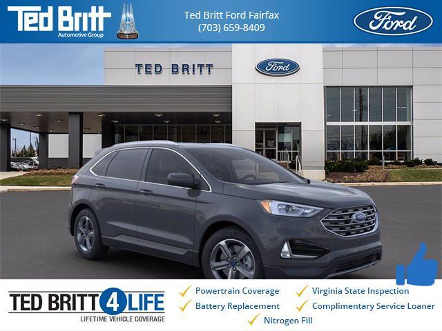 2021 Ford Edge SEL for sale in Fairfax, VA