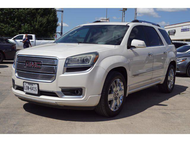 2013 GMC Acadia Denali for sale in Fort Worth, TX