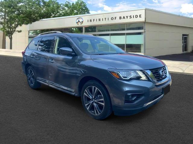 2018 Nissan Pathfinder Platinum [12]