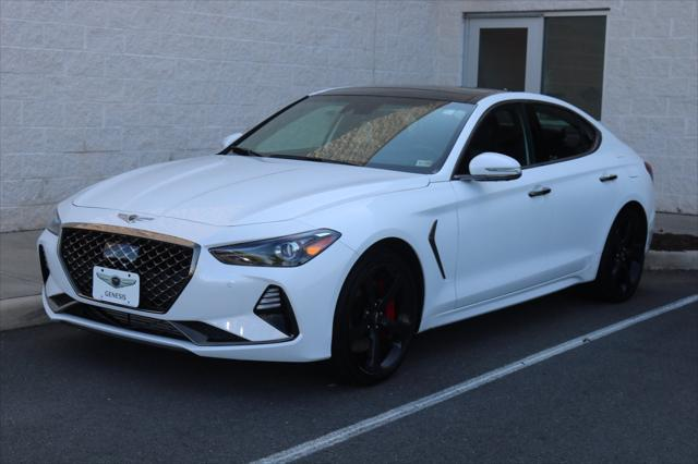 2020 Genesis G70 3.3T for sale in Chantilly, VA