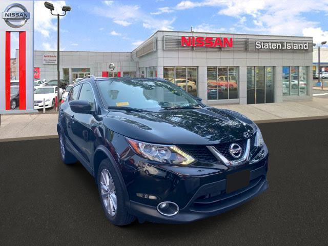 2018 Nissan Rogue Sport SV [0]
