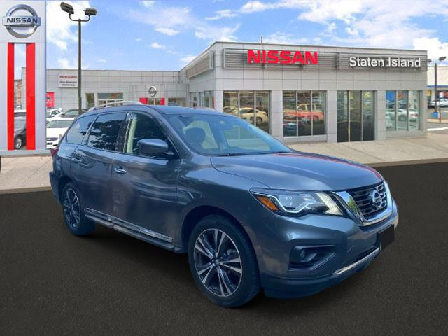 2018 Nissan Pathfinder Platinum [17]