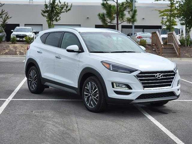 2019 Hyundai Tucson Limited for sale in SOUTHERN PINES, NC