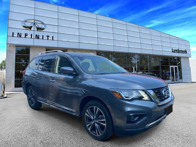 2018 Nissan Pathfinder Platinum [13]