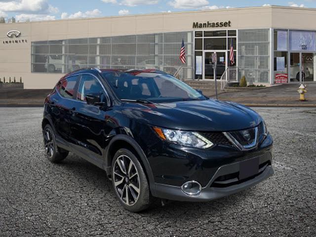 2018 Nissan Rogue Sport SL [14]