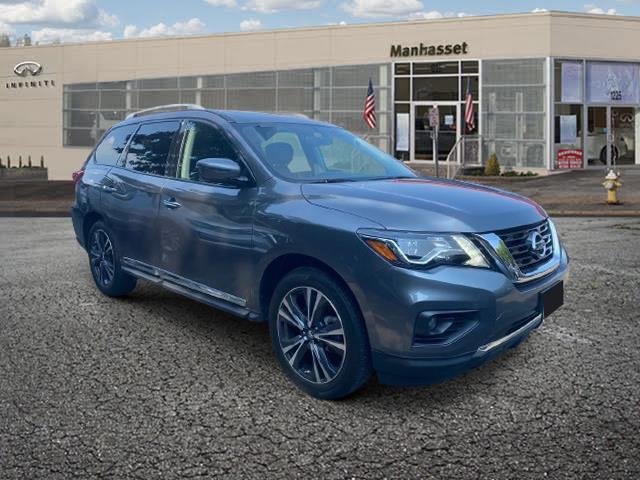 2018 Nissan Pathfinder Platinum [16]