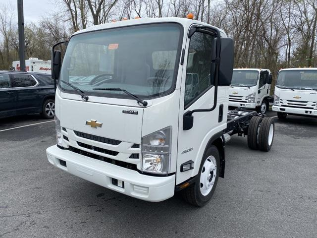 """2021 Chevrolet 4500 LCF Gas 2WD Reg Cab 109"""" for sale in Mt Kisco, NY"""
