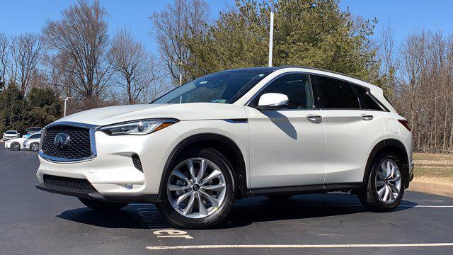 2021 INFINITI QX50 LUXE for sale in West Chester, PA