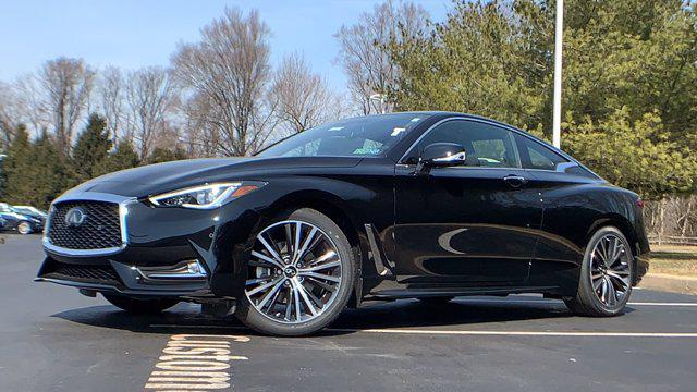 2021 INFINITI Q60 3.0t LUXE for sale in West Chester, PA