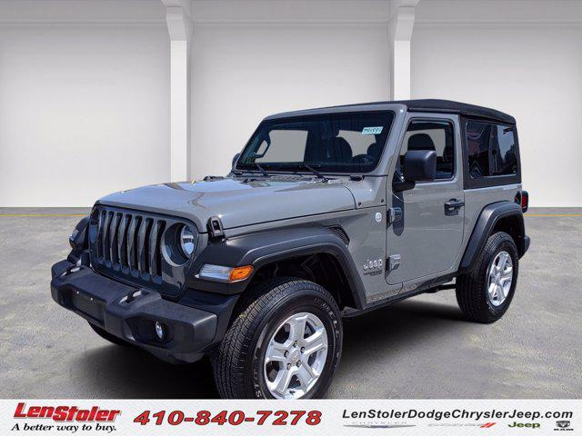 2021 Jeep Wrangler Sport S for sale in Westminster, MD