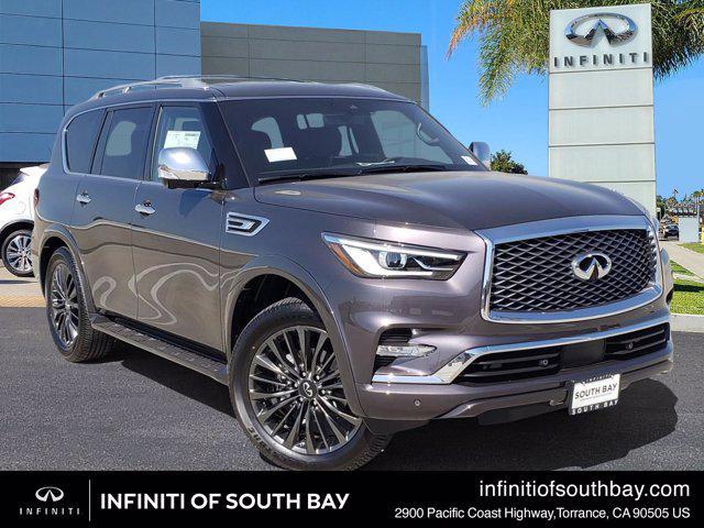 2022 INFINITI QX80 SENSORY for sale in Torrance, CA
