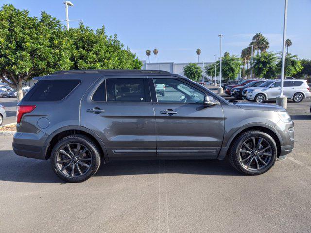 2018 Ford Explorer XLT for sale in Orange, CA