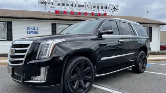 2015 Cadillac Escalade Luxury for sale in Manassas, VA
