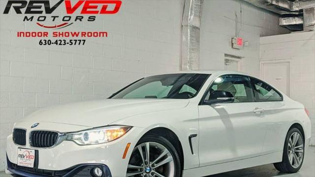 2014 BMW 4 Series 428i xDrive for sale in Addison, IL